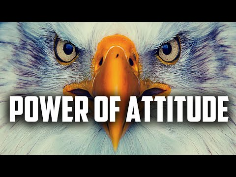 The Power Of Attitude - A Powerful Motivational Speech By Dr. Myles.