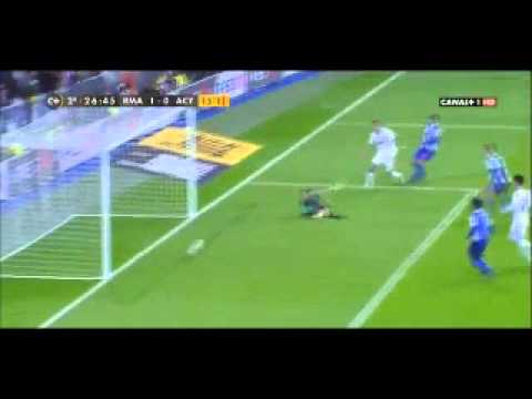 Real Madrid vs Alcoyano | 3-0 | 27.11.2012 | Copa del Rey