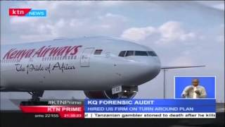 National carrier Kenya Airways commissions forensic audit into its operations