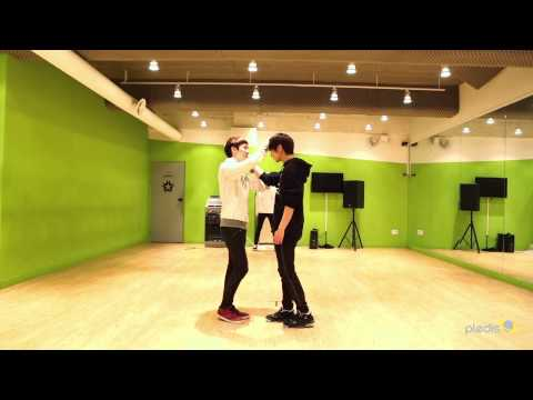 NU'EST(뉴이스트) Hello(여보세요) Choreography(안무) 아론&JR Ver
