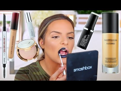 SEPHORA HAUL & TRY ON! HITS & MISSES | Casey Holmes