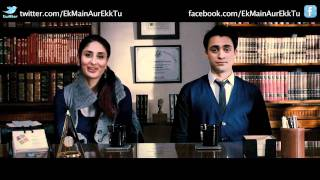 Ek Main Aur Ekk Tu - Official Trailer Launch