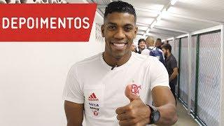 Os depoimentos de Everton Ribeiro e Berrío na vitória do Mais Querido sobre o Cortiba por 2x1---------------Seja sócio-torcedor do Flamengo: http://bit.ly/1QtIgYl---------------Inscreva-se no canal oficial do Flamengo. Vídeos todos os dias.--- Subscribe at Flamengo channel, a 40-million-fans nation. Join us!