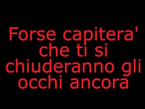 , title : 'Piccola stella senza cielo - Ligabue TESTO LYRICS'