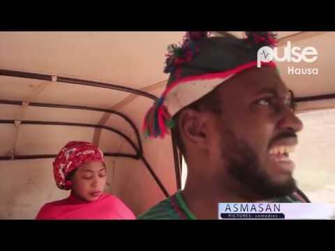 Mayen Mata Comedy |  Pusle Hausa