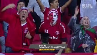 Internacional 2 x 1 Palmeiras Melhores Momentos