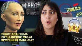 Video Konspirasi EXPERIMENT Robot TERSERAM!! | #NERROR MP3, 3GP, MP4, WEBM, AVI, FLV Januari 2019