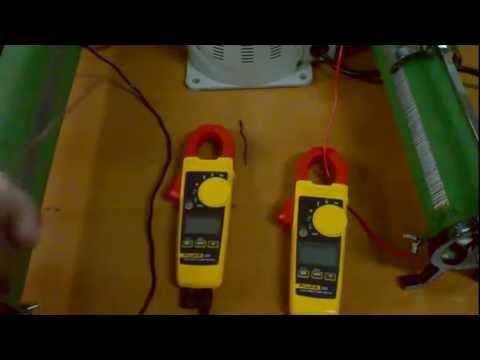 True Rms Clamp Meter (Fluke 325) Demo