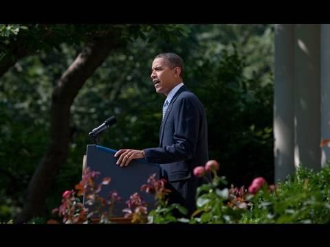 President Obama on BP Oil Spill Situation