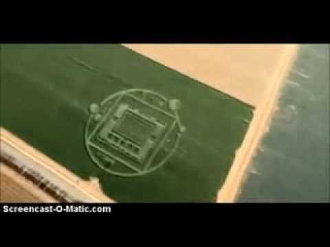Decoding Crop Circles