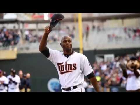 Torii Hunter Minnesota Twins Hall Of Fame Speach