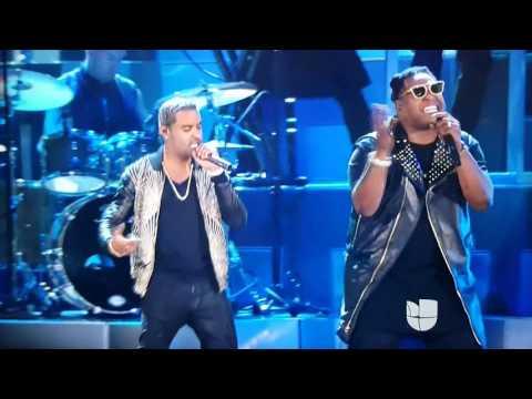 Otra vez J balvin ft ZL premios lo nuestro 2017 (видео)