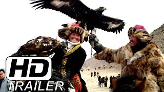 Nonton The Eagle Huntress  2016  Official Trailer  Hd  Film Subtitle Indonesia Streaming Movie Download