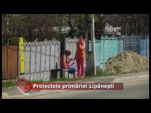 Emisiunea Proiecte pentru comunitate – 11 aprilie 2016 – Lipănești