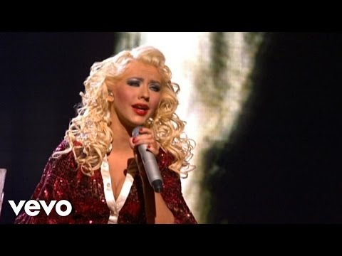 Christina Aguilera - Oh Mother (Back To Basics: Live And Down Under)