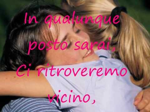 , title : 'laura pausini quando l'amicizia testo'