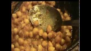 Chana Curry in tamil