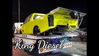 Video Drag racing || Raja pickup diesel turbo 402 m MP3, 3GP, MP4, WEBM, AVI, FLV Mei 2018