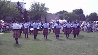 Alma (MI) United States  city photos gallery : 78th Fraser Highlanders Gr.1 - MSR - Alma, Michigan, USA