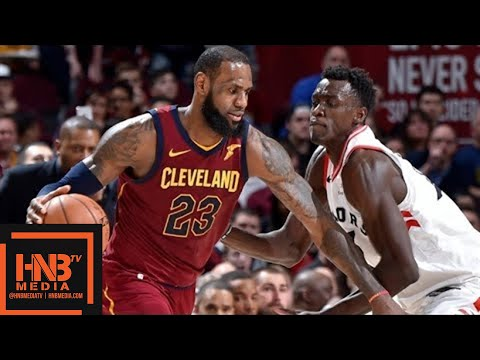 Cleveland Cavaliers vs Toronto Raptors Full Game Highlights / Game 1 / 2018 NBA Playoffs - Thời lượng: 9:35.