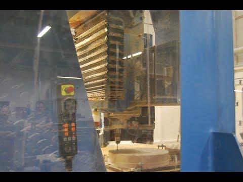 Frezarka bramowa CNC AXA UPFZ 40 2001
