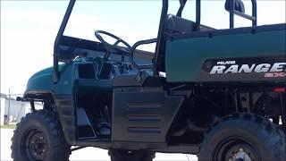 5. 2006 Polaris Ranger Nyalic® Corrosion & Rust Protection