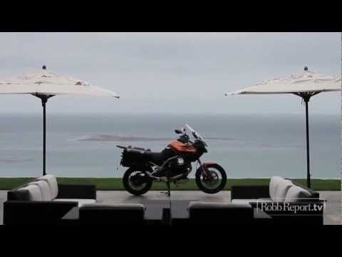 Moto Guzzi Stelvio 1200 NTX: The Toys of Summer 2012