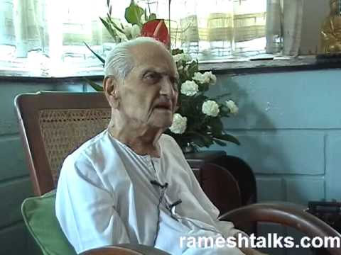 Ramesh Balsekar Video: After Enlightenment the Ego Remains