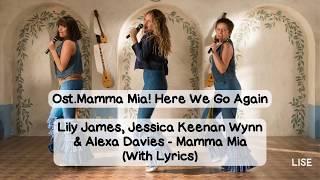 Mamma Mia! Here We Go Again - Mamma Mia (Lyrics Video)