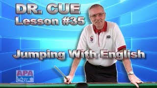 APA Dr. Cue - Lesson 35 - Jumping With English!!