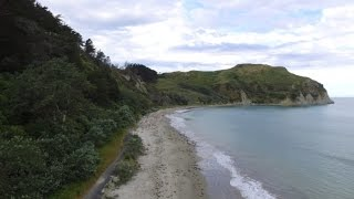 Gisborne New Zealand  city photos gallery : DRONE FOOTAGE! Gisborne New Zealand