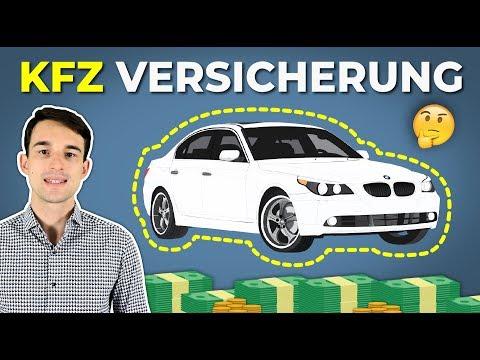 KFZ-Versicherung erklärt: Was wirklich wichtig ist!