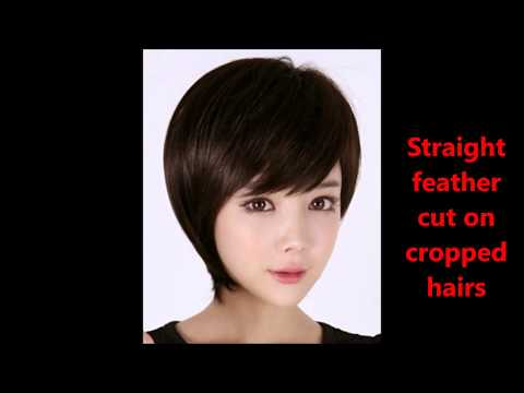 Short haircuts - Haircuts Name With PicsFeather Cut Hairstyles For Short HairsShort Hair Cut Ideas