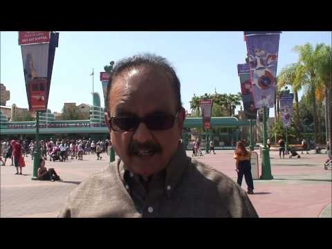 Paaduta Teeyaga in Los Angeles - SP Balasubramanyam Promo at Disneyland