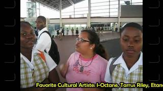 The Dutty Berry Show with Card Unit... YVA 2011 Vox Pop