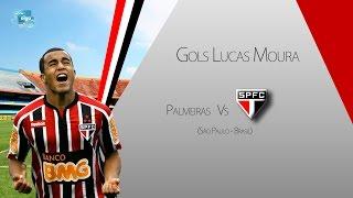 Contra o Palmeiras Lucas faz seu primeiro gol em clássicos em jogos oficiais pelo time principal do SPFC. Palmeiras 0 x 2 São...