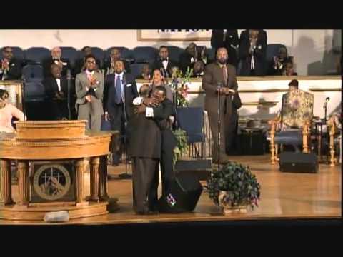 Bishop Owens apologizes to Apostle McCoy
