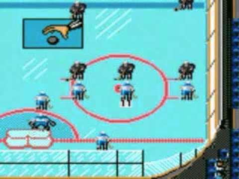 NHL Hockey Game Gear