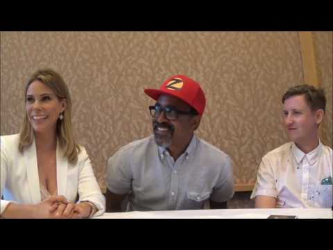 Son Of Zorn Q&A with stars Cheryl Hines, Tim Meadows & Johnny Pemberton (SDCC 2016)