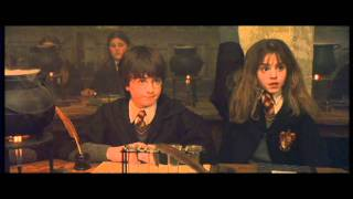 Harry Potter and the Philosopher's Stone deleted scene - Severus Snape v.s. Harry (HD)