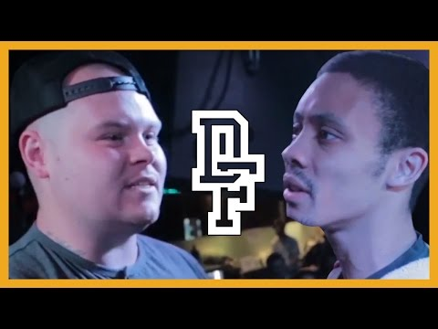 Battle - CLICK HERE TO SUBSCRIBE: http://www.dontflop.com/subscribe JOIN THE DISCUSSION: http://www.dontflop.com/forum/ MCs: http://www.twitter.com/BigJWest http://www.twitter.com/DannyJaqq Filmed...