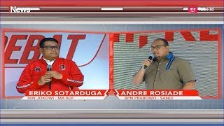 Video Debat Panas Kubu Jokowi dan Prabowo soal Ekonomi dan Keuangan Part 03 - PSD 120/4 MP3, 3GP, MP4, WEBM, AVI, FLV April 2019