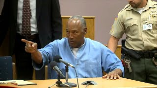 Video What You Didn't See O.J. Simpson Do Following Parole Board Decision MP3, 3GP, MP4, WEBM, AVI, FLV Maret 2018