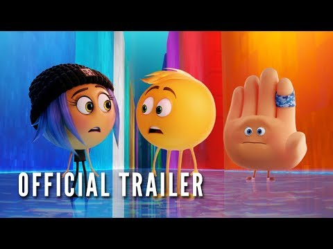 'The Emoji Movie' trailer is making me [frowning face emoji]