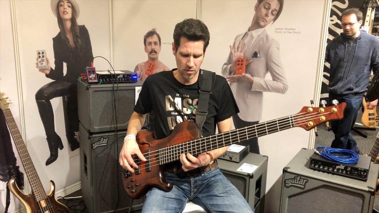 VLOG #26 – London Bass Guitar Show 2018 #5 (zweiter & letzter Tag)