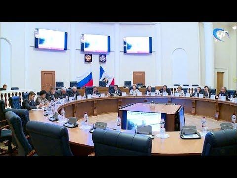 На консультативном совете при губернаторе обсудили инициативы с «Вечевого колокола»