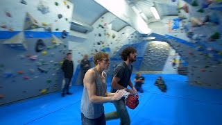 We Are Bouldering With Louis Parkinson And Jack Beanland - Episode 1 by Eric Karlsson Bouldering