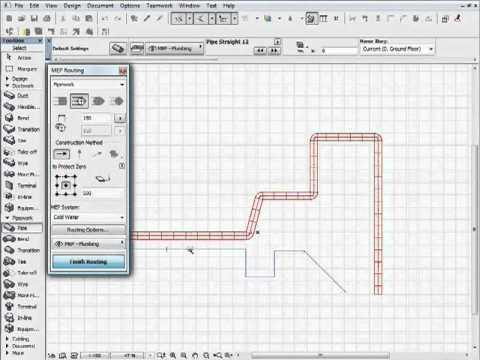 Ein Deckenspiegel als 3D-Dokument erstellen