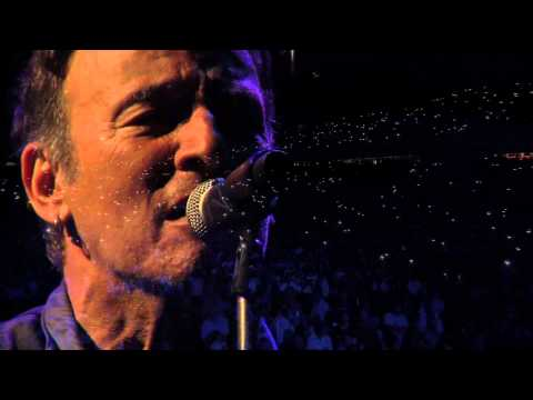 Bruce - Bruce Springsteen and the E Street Band perform