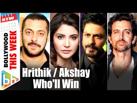 Akshay Kumar | Hrithik Roshan: Who'll Win The Inde